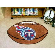 "Tennessee Titans Football Rug 22"" x 35"""