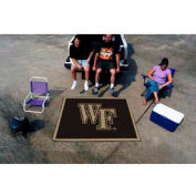 "Wake Forest Tailgater Rug 60"" x 72"""