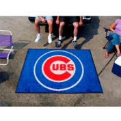 "Chicago Cubs Tailgater Rug 60"" x 72"""