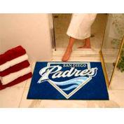 "San Diego Padres All-Star Rug 34"" x 45"""