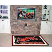 """Cincinnati Bengals Rug 4 x 6 46"""" x 72"""""""