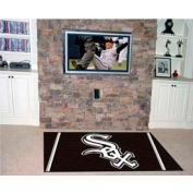 "Chicago White Sox  Rug 4 x 6 46"" x 72"""