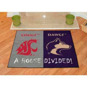 "Washington - Washington State House Divided Rug 34"" x 45"""