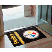 "Pittsburgh Steelers Starter Rug 20"" x 30"""