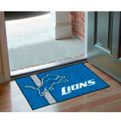 "Detroit Lions Starter Rug 20"" x 30"""