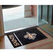 "New Orleans Saints Starter Rug 20"" x 30"""