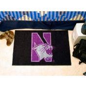 """Northwestern Starter Rug 20"""" x 30"""""""