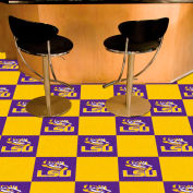 "Louisiana State Carpet Tiles 18"" x 18"" Tiles"