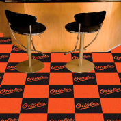"Baltimore Orioles Carpet Tiles 18"" x 18"" Tiles"