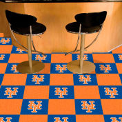 "New York Mets Carpet Tiles 18"" x 18"" Tiles"