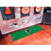 "Atlanta Falcons Putting Green Runner 18"" x 72"""