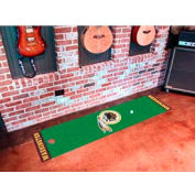 "Washington Redskins Putting Green Runner 18"" x 72"""