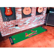 "St Louis Cardinals Putting Green Runner 18"" x 72"""
