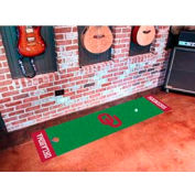 "Oklahoma Putting Green Runner 18"" x 72"""