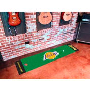 """Los Angeles Lakers Putting Green Runner 18"""" x 72"""""""