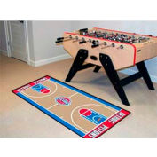 Detroit Pistons NBA Court Runner 24 x 44