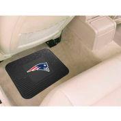 """NFL - New England Patriots - Heavy Duty Vinyl Utility Mat 14"""" x 17"""" - 9996"""