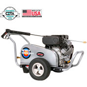 SIMPSON® Water Shotgun 4000 PSI Belt Drive Gas Powered Pressure Washer