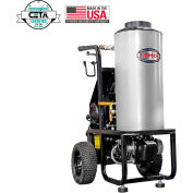 SIMPSON® Mini-Brute 1200 PSI Hot Water Electric Powered Pressure Washer
