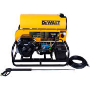 DeWALT® 3600 PSI @ 5.0 GPM Hot Water - Belt Drive Pressure Washer