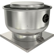 "Fantech 8"" Roof Ventilator Direct Drive Upblast 5DDU085AY, 1/25 HP, 115V, 1 PH, 420 CFM, ODP"