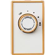 Fantech Attic Thermostat FAT10, 115V/22A, 80 - 130°F