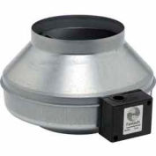 "8"" In-Line Duct Fan With Metal Housing 461 CFM"