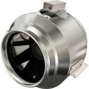 """Fantech Inline Mixed Flow 14"""" Duct Fan FKD 14XL, 115V, 2619 CFM"""