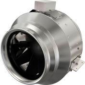 "Fantech Inline Mixed Flow 20"" Duct Fan FKD 20-230/460, 230/460V, 6236 CFM"