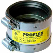 "2"" Cast Iron X 1-1/2"" Pvc/Steel/Xhci Proflex Coupling"