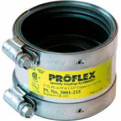 "2"" Cast Iron/Pvc/Steel X 1-1/2"" Copper Proflex Coupling"