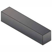 "Keystock - 3/32"" x 3/32"" x 1 Ft - Carbon Steel - Plain - Undersize - ASTM A29 - Pkg Qty 10"