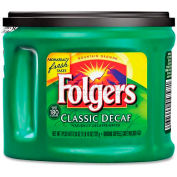 Folgers® Custom Aroma Roast Coffee, Decaffeinated, 22.6 oz.