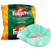 Folgers® Filter Packs Coffee, Decaffeinated, 0.9 oz., 40/Carton