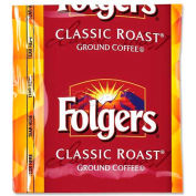 Folgers® Classic Roast Coffee, Regular, 1.5 oz., 42/Carton
