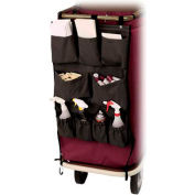 Forbes 9 Pouch Amenity Caddy, Taupe - 2322