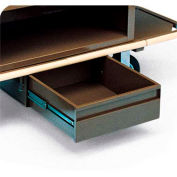 "Forbes 6"" Deep Metal Under-Deck Amenity Drawer - 2327"