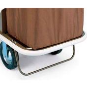"""Forbes Vacuum Bracket for carts with 8"""" wheels. - 2329"""