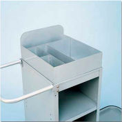 Forbes Steel Compact Top Tray Organizer - 2334-MC