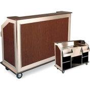 Forbes 4865-6-WA-BN Mobile Bar