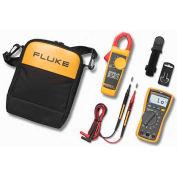 Fluke 117/323 Electricians Multimeter & Clamp Meter Combo Kit