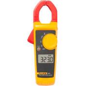 Fluke 323 400A AC, 600V AC/DC True-RMS Clamp Meter, CAT IV 300V/CAT III 600 V safety Rating