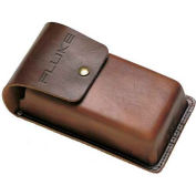 "Fluke C510 Leather Meter Case, Size, 4"" x 11"" x 7"""