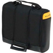 Fluke C789 Soft Carrying Case, Large fabric carrying case W/3 compartments