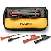 Fluke TL80A Basic Electronic Test Lead Set, CAT II 300 V. UL Listed