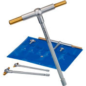 Fowler 52-470-000 Telescoping Gage Set with Titanium Coated Contact Points