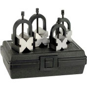Fowler 52-475-500 X-Blox V-Block Set