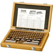 Fowler® Shop-Blox® Rectangular Gage Block Set - 81 Piece