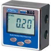 Fowler® Mini-Mag Protractor