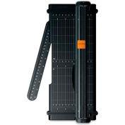 "Fiskars® SureCut™ Paper Trimmer, 12"" Cutting Length, Black"